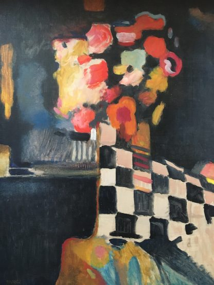 Roland Bierge Huile toile