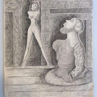 Aramnd Simon - Sexe - Surrealisme